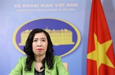 Вьетнам призывает стороны не предпринимать действий по дальнейшему осложнению ситуации в Восточном море