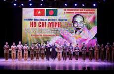 Зарубежные газеты посвятили свои статьи памяти покойного президента Хо Ши Мина за его преданность делу