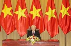 Вьетнам поздравил Мексику с годовщиной установления дипломатических отношений