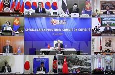 Усилия АСЕАН в борьбе против COVID-19 были высоко оценены