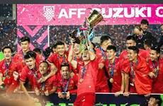 Вьетнамская компания стала официальным спонсором Кубка AFF 2020