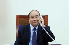 Лидеры Вьетнама и Филиппин провели телефонные переговоры