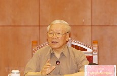 Заседание Постоянного бюро Центрального руководящего комитета по борьбе с коррупцией