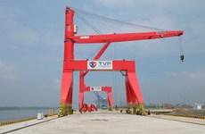 На модернизацию международного порта Тхивай было вложено более 115,7 млн. долл. США