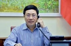 Вьетнам и Япония обсуждают борьбу COVID-19 и экономическое сотрудничество