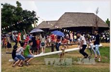 Мероприятия по случаю празднования вьетнамского Дня семьи в культурной деревне