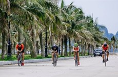 """Соревнования по триатлону """"Tuan Chau Sunset Triathlon"""" пройдут в августе"""