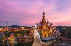 Первый парк виртуальных развлечений в мире