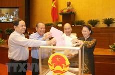 Председатель Национального собрания Нгуен Тхи Ким Нган избрана председателем Национального избирательного комитета