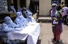В Индии выявили 10,9 тысячи новых случаев заражения коронавирусом