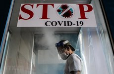 Юго-Восточная Азия по-прежнему регистрирует сотни новых случаев заражения COVID-19