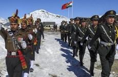 В Индии трое военных погибли в столкновении с китайскими военным