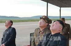 Ренхап заявил, что КНДР взорвала межкорейский офис связи