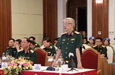 Обеспечение безопасности вьетнамских миротворцев является первоочередной задачей в условиях COVID-19