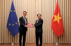 Вьетнам уведомляет ЕС о ратификации двусторонних соглашений