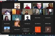 В России состоялась онлайн-конференция по ситуации в Восточном море