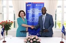 ВБ и Австралия поддержат Вьетнам для смягчения воздействия COVID-19