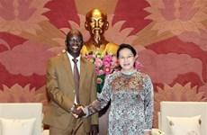 Председатель НС приветствует поддержку Всемирного банка Вьетнаму