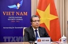Заместитель министра иностранных дел: Вьетнам поддерживает борьбу палестинцев за справедливость