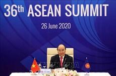 Премьер-министр Фук призывает усилить сотрудничество АСЕАН против COVID-19