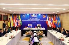Правительства стран АСЕАН и парламенты укрепляют связи, чтобы построить общество, ориентированное на людей