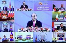 36-й саммит АСЕАН открывается в Ханое