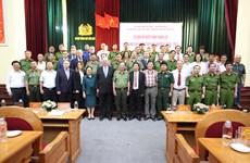 Создание Общества вьетнамо-российской дружбы при Министерстве общественной безопасности