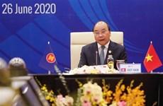 Премьер-министр придает большое значение восстановлению компаний в построении сообщества АСЕАН