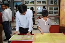 """Выставка """"Куангчи"""" демонстрирует суверенитет Вьетнама над Хоангша и Чыонгша"""