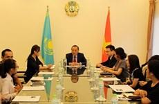 Посол Казахстана высоко оценивает связи с Вьетнамом