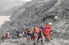 Министры иностранных дел АСЕАН выразили соболезнования Мьянме в связи с катастрофой на нефритовой шахте