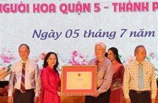 """Фестиваль """"Тэт Нгуен Тиеу"""" признан национальным нематериальным культурным наследием"""