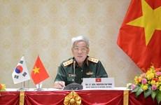 Вьетнам расширяет оборонное сотрудничество с РК и Индией