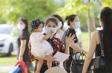 Во Вьетнаме отсутствуют новые случаи COVID-19, а 3 пациента были объявлены выздоровевшими