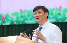 Премьер-министр назначил исполняющего обязанности министра здравоохранения