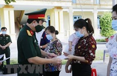 Во Вьетнаме не зарегистрировано новых случаев COVID-19, еще 13.322 человека находится на карантине