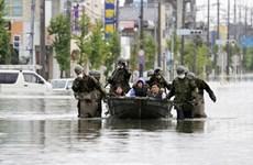 Вьетнам выразил сочувствие Японии по поводу потерь от проливных дождей