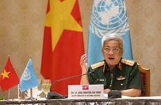 Заместитель министра обороны провел онлайн-встречу с заместителем генерального секретаря ООН