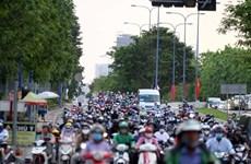 Город Хошимин предпринимает шаги по сокращению выбросов автомобилей