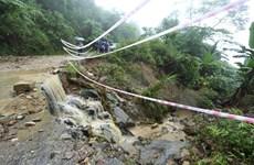 Стихийные бедствия наносят многомиллионный ущерб северному горному региону