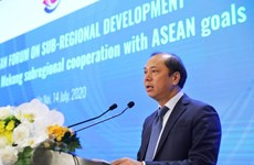 АСЕАН надеется на развитие субрегиона