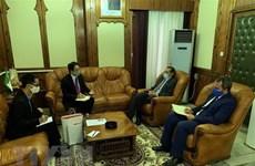 Вьетнам наращивает сотрудничество с Алжиром в области архивирования информации