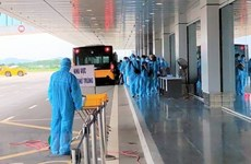 Вьетнам зарегистрировал 8 новых импортированных случаев COVID-19