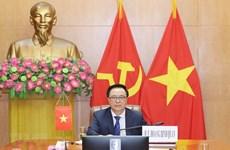 Вьетнам принял участие на виртуальной международной конференции политических партий