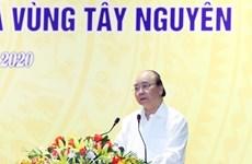 Премьер-министр призывает центральные, центральные провинции нагорья ускорить выплату государственных инвестиций