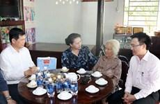 Председатель НС посетила с рабочим визитом Бариа-Вунгтау