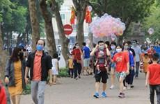 Ханой отметил всплеск количества посетителей в июле