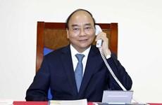Премьер-министр провел телефонные переговоры с президентом ЕС
