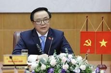Чиновники вьетнамской и китайской партий проводят телефонные переговоры