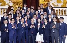 Премьер-министр принимает инвесторов РК во Вьетнаме